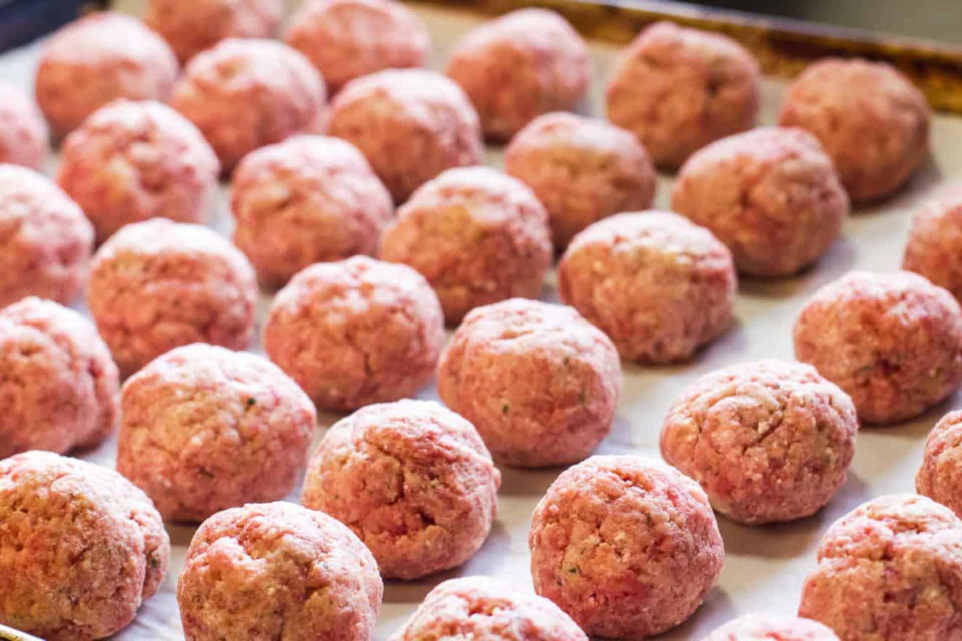 Meatball Machines